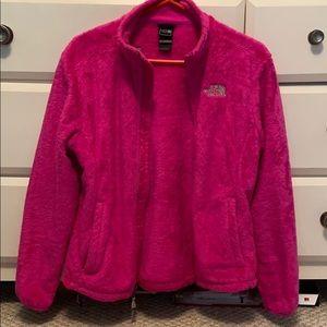 North Face Pink Jacket size medium